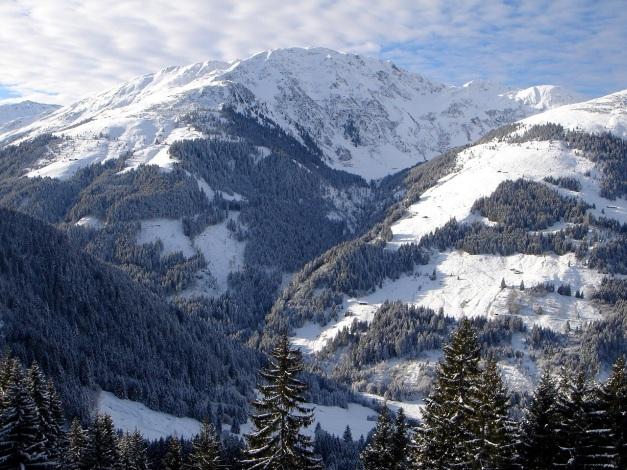 Foto: Manfred Karl / Ski Tour / Aus dem Windautal auf das Gerstinger Joch / 18.12.2008 10:58:27