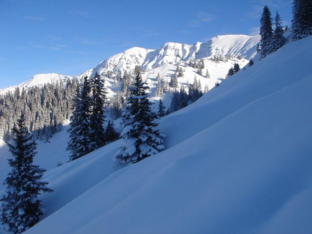 Foto: Manfred Karl / Ski Tour / Aus dem Windautal auf das Gerstinger Joch / Floch / 18.12.2008 10:55:17
