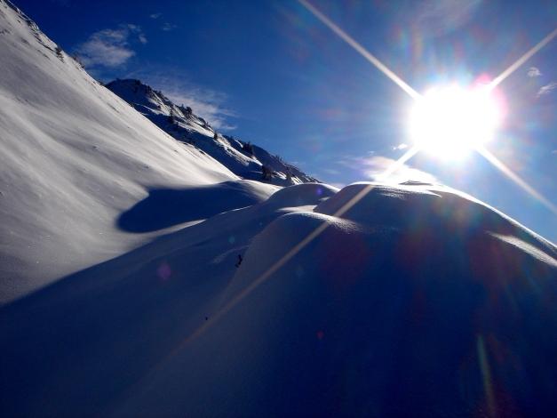 Foto: Manfred Karl / Ski Tour / Aus dem Windautal auf das Gerstinger Joch / 18.12.2008 10:52:29