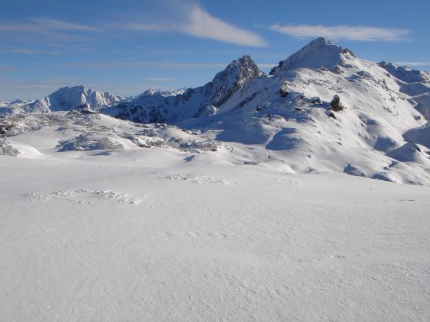 Foto: Manfred Karl / Ski Tour / Aus dem Windautal auf das Gerstinger Joch / 18.12.2008 10:49:30