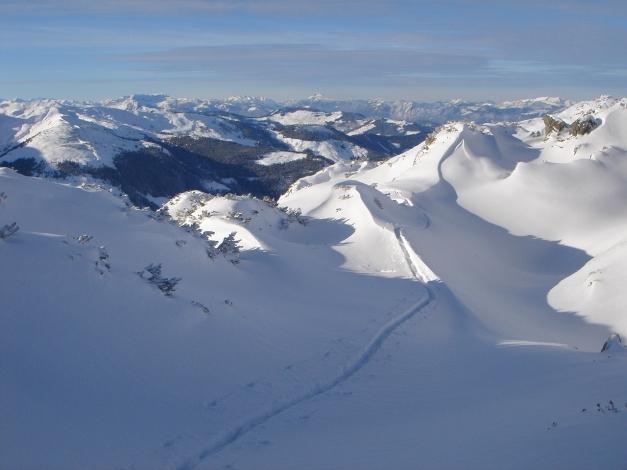 Foto: Manfred Karl / Ski Tour / Aus dem Windautal auf das Gerstinger Joch / 18.12.2008 10:47:53