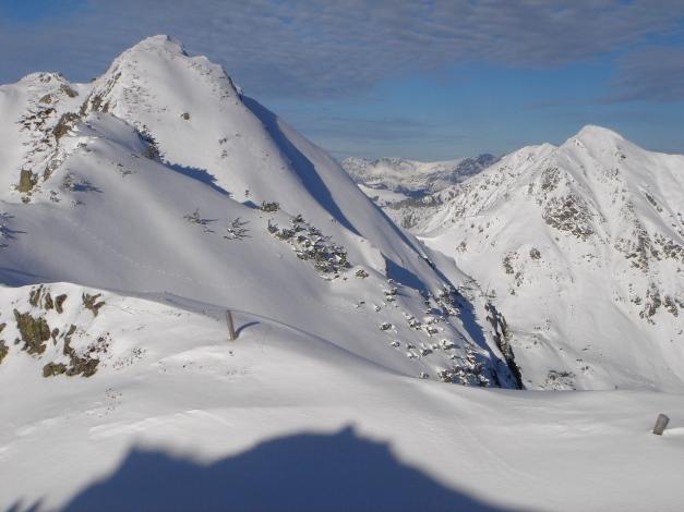 Foto: Manfred Karl / Ski Tour / Aus dem Windautal auf das Gerstinger Joch / 18.12.2008 10:47:41