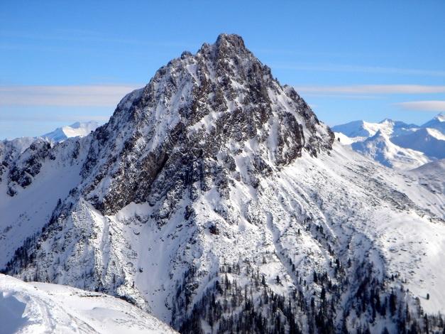 Foto: Manfred Karl / Ski Tour / Aus dem Windautal auf das Gerstinger Joch / Großer Rettenstein / 18.12.2008 10:42:17