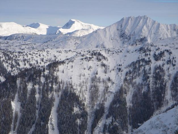 Foto: Manfred Karl / Ski Tour / Aus dem Windautal auf das Gerstinger Joch / Schusterkogel, Geißstein, Kleiner Rettenstein / 18.12.2008 10:41:58