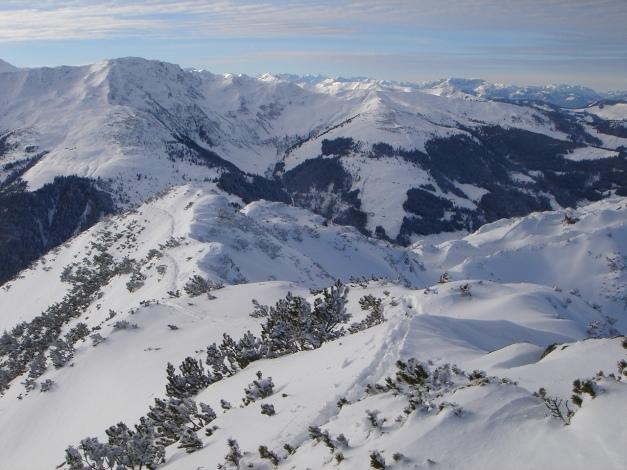 Foto: Manfred Karl / Ski Tour / Aus dem Windautal auf das Gerstinger Joch / 18.12.2008 10:39:41
