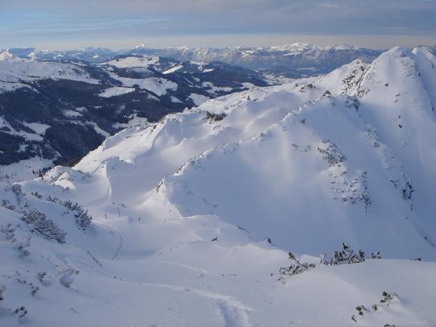 Foto: Manfred Karl / Ski Tour / Aus dem Windautal auf das Gerstinger Joch / 18.12.2008 10:39:06