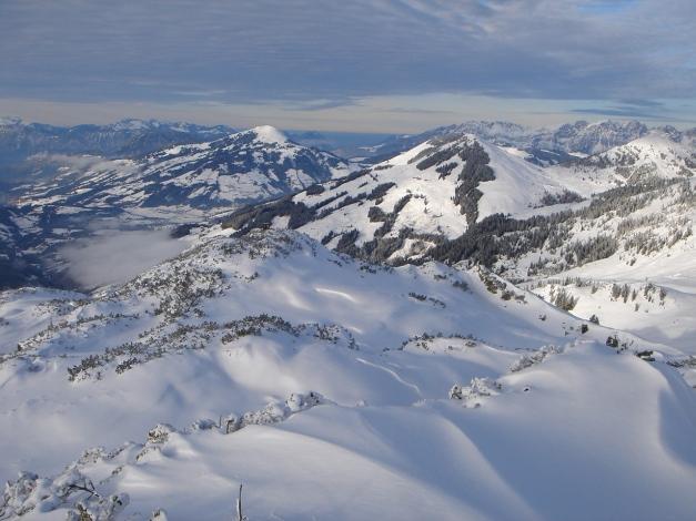 Foto: Manfred Karl / Ski Tour / Aus dem Windautal auf das Gerstinger Joch / 18.12.2008 10:38:23