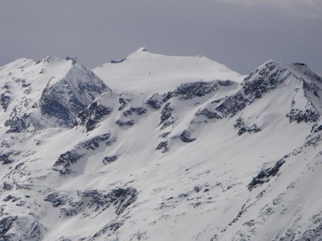 Foto: Manfred Karl / Ski Tour / Über das Kreekar auf das Schöderhorn / Ankogel / 18.12.2008 11:24:57