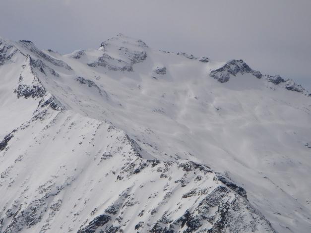 Foto: Manfred Karl / Ski Tour / Über das Kreekar auf das Schöderhorn / Keeskogel / 18.12.2008 11:24:38