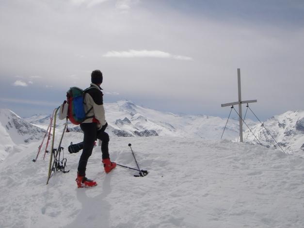 Foto: Manfred Karl / Ski Tour / Über das Kreekar auf das Schöderhorn / Schöderhorn / 18.12.2008 11:24:22