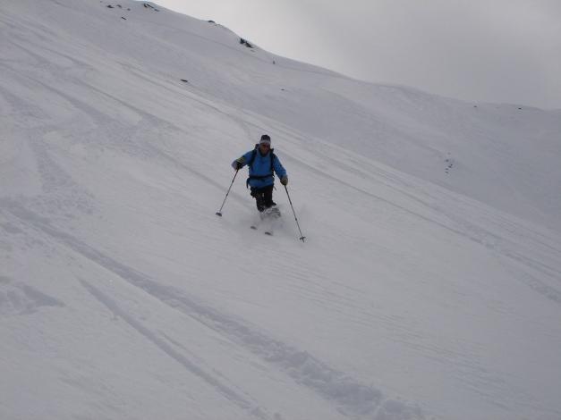 Foto: Manfred Karl / Ski Tour / Über das Kreekar auf das Schöderhorn / 18.12.2008 11:23:16