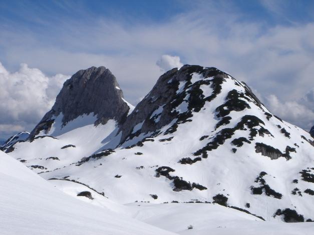Foto: Manfred Karl / Ski Tour / Über die Laufener Hütte auf den Bleikogel / Grießkogel / 18.12.2008 12:19:55