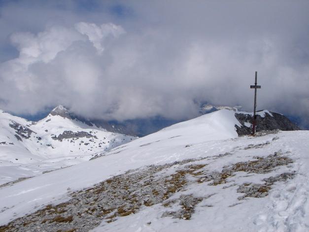 Foto: Manfred Karl / Ski Tour / Über die Laufener Hütte auf den Bleikogel / Bleikogel / 18.12.2008 12:16:51