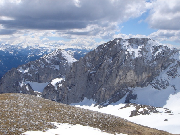 Foto: Manfred Karl / Ski Tour / Über die Laufener Hütte auf den Bleikogel / Tauernkogel und Brietkogel / 18.12.2008 12:16:19