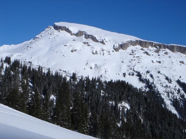 Foto: Manfred Karl / Ski Tour / Drei leichte Schigipfel über der Schwarzwasserhütte / Hoher Ifen / 18.12.2008 17:04:52