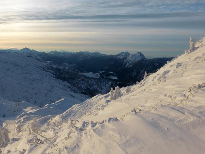 Foto: Manfred Karl / Skitour / Auf einen Hausberg der Salzburger Tourengeher / 18.03.2015 20:46:41