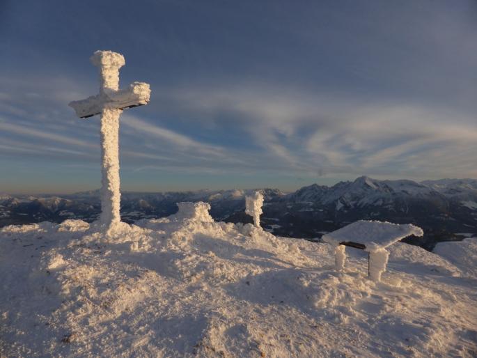 Foto: Manfred Karl / Skitour / Auf einen Hausberg der Salzburger Tourengeher / 18.03.2015 20:46:22