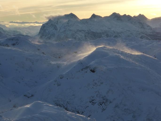 Foto: Manfred Karl / Skitour / Auf einen Hausberg der Salzburger Tourengeher / 18.03.2015 20:45:45