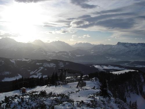 Foto: hofchri / Ski Tour / Wieserhörndl (1567m) von Hintersee über Anzenbergalm / 18.12.2008 17:53:00