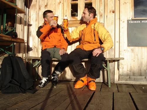 Foto: hofchri / Ski Tour / Wieserhörndl (1567m) von Hintersee über Anzenbergalm / 18.12.2008 17:53:08