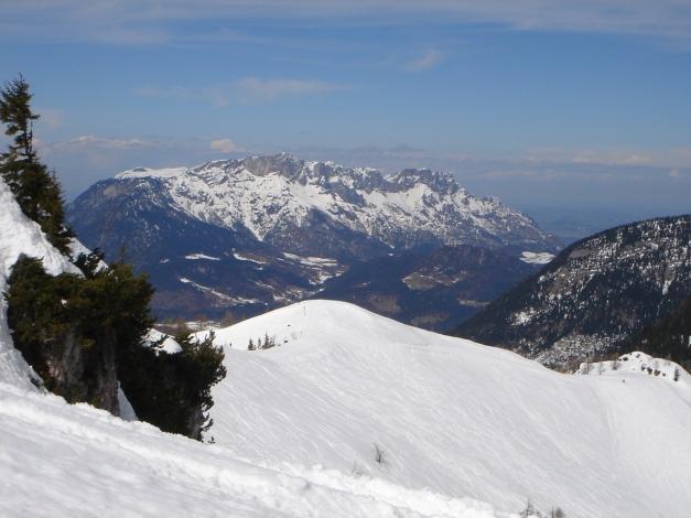 Foto: Manfred Karl / Ski Tour / Jenner, 1874 m / Untersberg / 18.12.2008 18:27:12