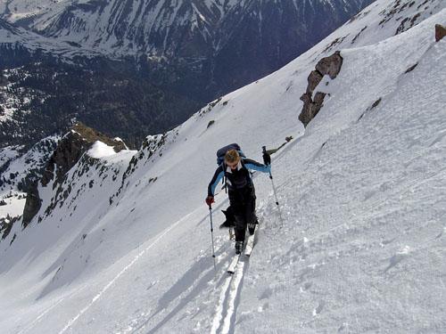 Foto: Kurt Schall / Ski Tour / Schöderkogel 2500 m, Eisenhut 2456 m / Eisenhut / 19.12.2008 08:15:13