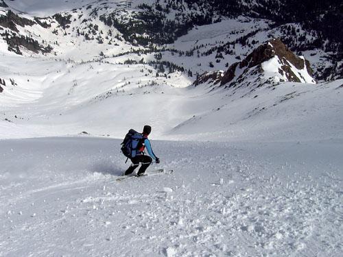 Foto: Kurt Schall / Ski Tour / Schöderkogel 2500 m, Eisenhut 2456 m / Eisenhut / 19.12.2008 08:15:22