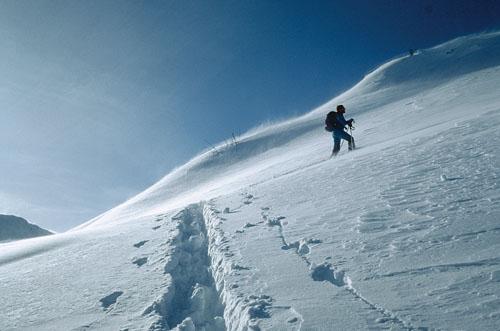 Foto: Kurt Schall / Ski Tour / Schöderkogel 2500 m, Eisenhut 2456 m / Schöderkogel / 19.12.2008 08:15:30