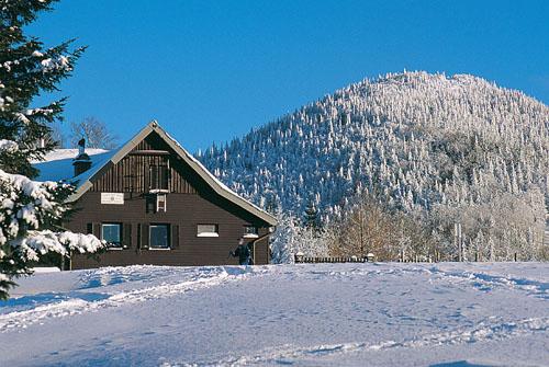 Foto: Kurt Schall / Ski Tour / Hochbuchberg 1273 m / 19.12.2008 08:46:39