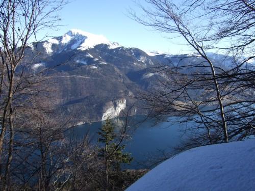 Foto: hofchri / Ski Tour / Zwölferhorn (1521 m) von St. Gilgen über Elferstein / 10.02.2009 15:09:09