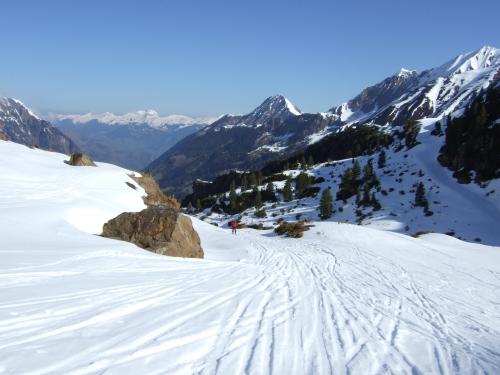 Foto: hofchri / Ski Tour / Hocheiser (3206 m) vom Enzingerboden via Rötenkogel / 19.12.2008 22:21:21