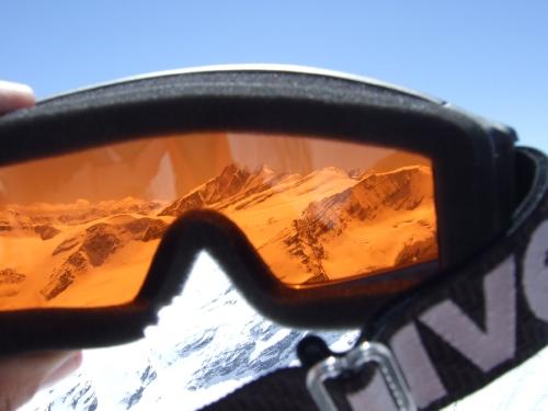 Foto: hofchri / Ski Tour / Hocheiser (3206 m) vom Enzingerboden via Rötenkogel / 19.12.2008 22:22:50