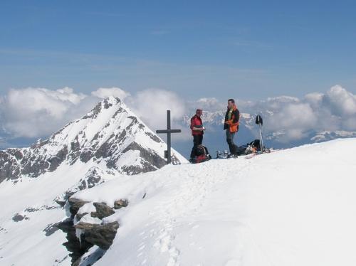 Foto: hofchri / Ski Tour / Hocheiser (3206 m) vom Enzingerboden via Rötenkogel / 19.12.2008 22:22:56