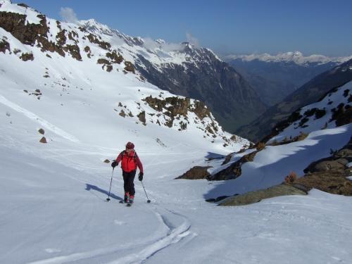 Foto: hofchri / Ski Tour / Hocheiser (3206 m) vom Enzingerboden via Rötenkogel / 19.12.2008 22:21:28