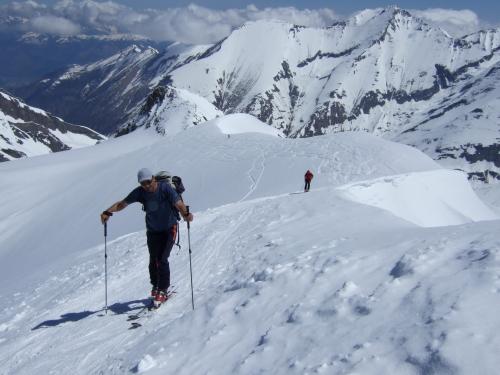 Foto: hofchri / Ski Tour / Hocheiser (3206 m) vom Enzingerboden via Rötenkogel / 19.12.2008 22:22:25