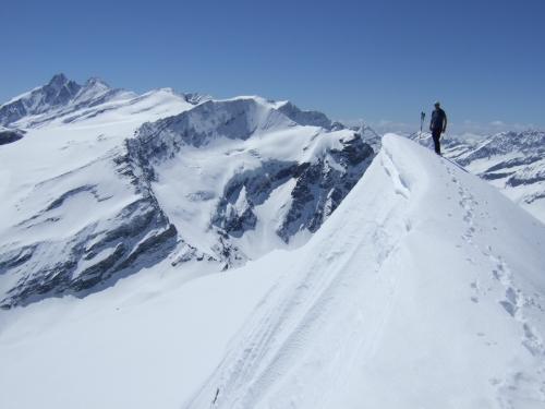 Foto: hofchri / Ski Tour / Hocheiser (3206 m) vom Enzingerboden via Rötenkogel / 19.12.2008 22:22:31