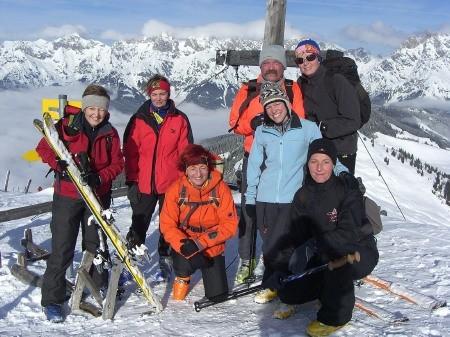 Foto: hofchri / Ski Tour / Klingspitz (1988m) von Hirschegg über Marbachhöhe / 20.12.2008 13:46:36