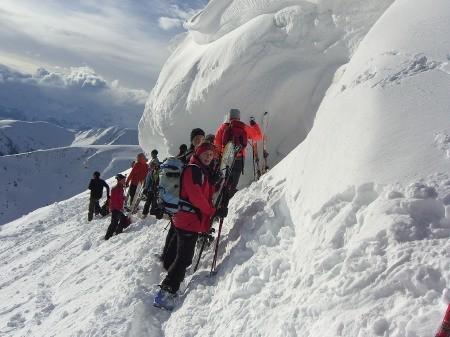 Foto: hofchri / Ski Tour / Klingspitz (1988m) von Hirschegg über Marbachhöhe / 20.12.2008 13:46:41