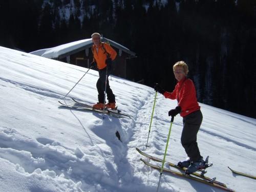 Foto: hofchri / Ski Tour / Sonntagshorn (1961m) und Peitingköpfl (1720m) vom Angertal / 20.12.2008 15:11:27