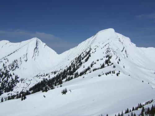 Foto: hofchri / Ski Tour / Sonntagshorn (1961m) und Peitingköpfl (1720m) vom Angertal / 20.12.2008 15:12:21