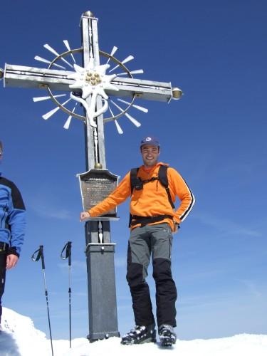 Foto: hofchri / Ski Tour / Sonntagshorn (1961m) und Peitingköpfl (1720m) vom Angertal / 20.12.2008 15:12:25