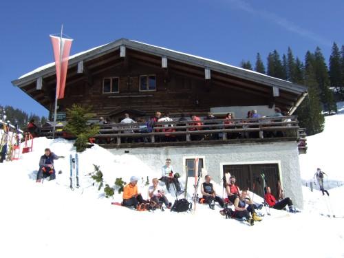 Foto: hofchri / Ski Tour / Sonntagshorn (1961m) und Peitingköpfl (1720m) vom Angertal / 20.12.2008 15:12:29