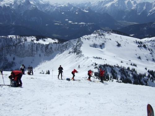 Foto: hofchri / Ski Tour / Sonntagshorn (1961m) und Peitingköpfl (1720m) vom Angertal / 20.12.2008 15:11:44