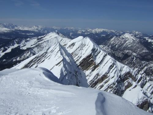 Foto: hofchri / Ski Tour / Sonntagshorn (1961m) und Peitingköpfl (1720m) vom Angertal / 20.12.2008 15:11:59