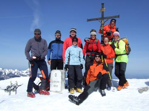 Foto: hofchri / Ski Tour / Sonntagshorn (1961m) und Peitingköpfl (1720m) vom Angertal / 20.12.2008 15:12:03