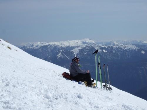 Foto: hofchri / Ski Tour / Sonntagshorn (1961m) und Peitingköpfl (1720m) vom Angertal / 20.12.2008 15:12:08