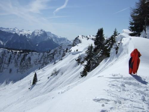 Foto: hofchri / Ski Tour / Sonntagshorn (1961m) und Peitingköpfl (1720m) vom Angertal / 20.12.2008 15:12:13