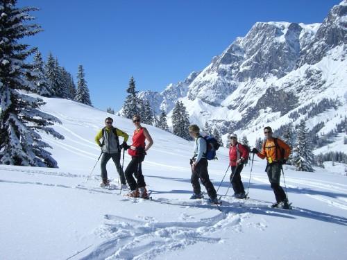 Foto: hofchri / Ski Tour / Hochkeil (1782m) vom Arthurhaus / 21.12.2008 11:08:44
