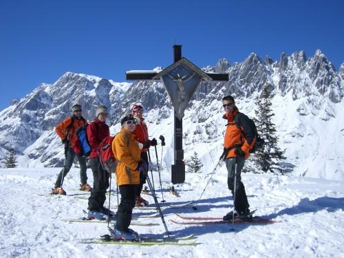 Foto: hofchri / Ski Tour / Hochkeil (1782m) vom Arthurhaus / 21.12.2008 11:08:50