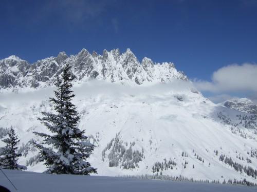 Foto: hofchri / Ski Tour / Hochkeil (1782m) vom Arthurhaus / 21.12.2008 11:08:58